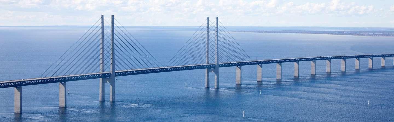 Dänemark Öresundbrücke